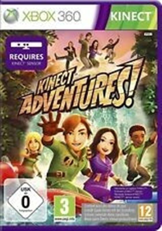 Hra XBOX 360 Kinect Adventures
