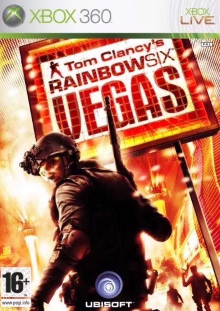 Gra XBOX 360 Tom Clancy's - Rainbow Six - Vegas - A