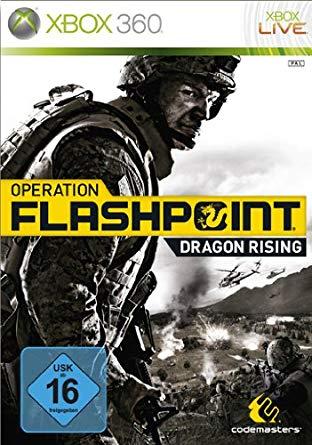 Joc XBOX 360 Operation Flashpoint - Dragon rising