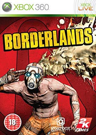Joc XBOX 360 Borderlands