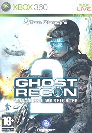 игра XBOX 360 Tom Clancy's - Ghost Recon Advanced warfighter 2