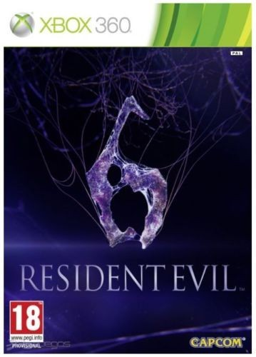 Gra XBOX 360 Resident Evil 6