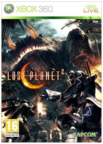 Hra XBOX 360 Lost Planet 2 - B