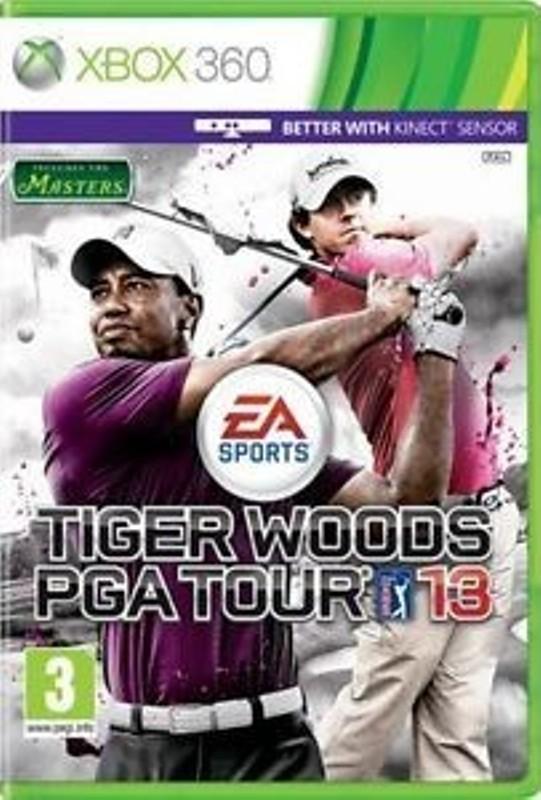 Joc XBOX 360 Tiger Woods PGA Tour 13