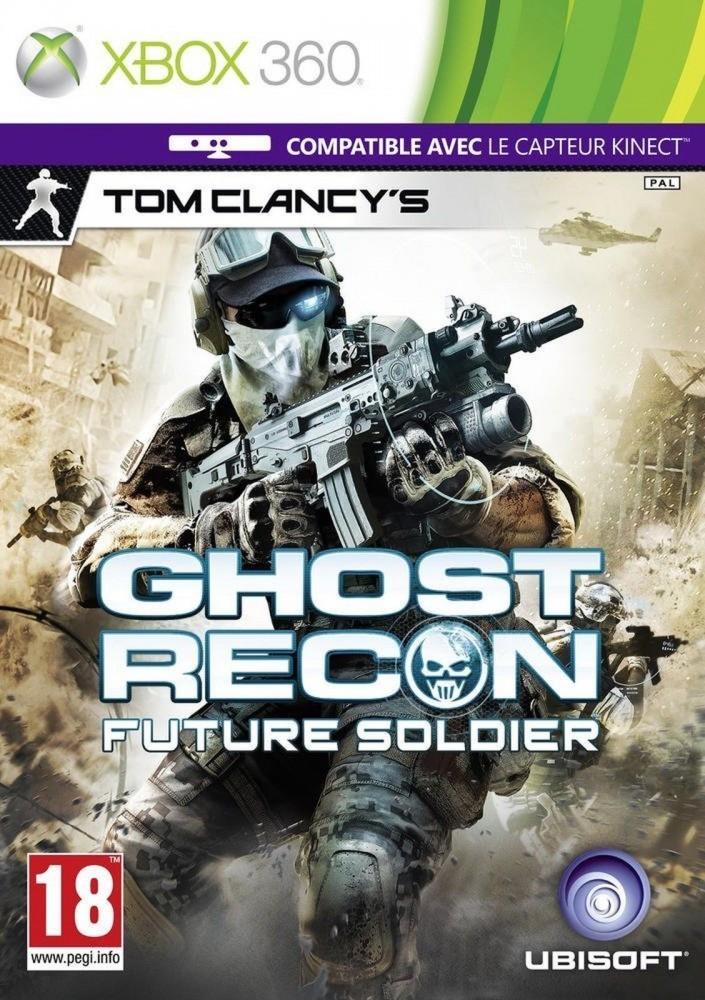 Joc XBOX 360 Tom Clancy's Ghost Recon - Future Soldier