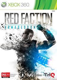 XBOX 360 Játék Red Faction Armageddon - A