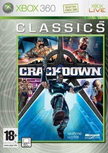 Joc XBOX 360 Crackdown - Classics - 60049