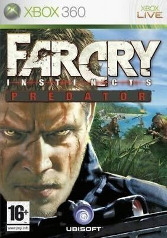 Joc XBOX 360 Far Cry Instincts: Predator - B