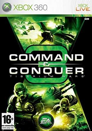 Joc XBOX 360 Command and Conquer - Tiberium Wars