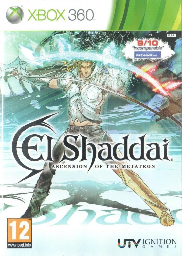 Hra XBOX 360 El Shaddai: Ascension of the Metatron