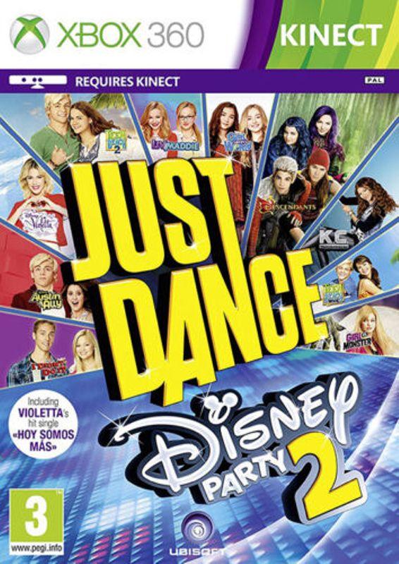 Joc XBOX 360 Just Dance Disney Party Kinect - - 60298