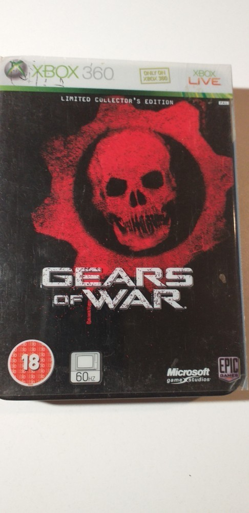 Joc XBOX 360 Gears of War - Collector's Edition