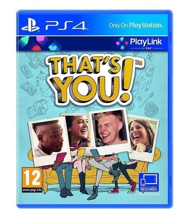 Gra PS4 That's You - F