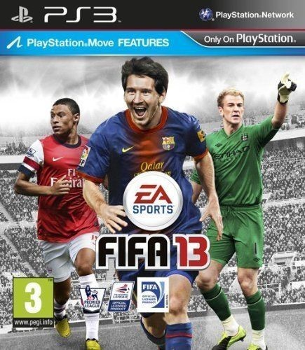 игра PS3 Fifa 13