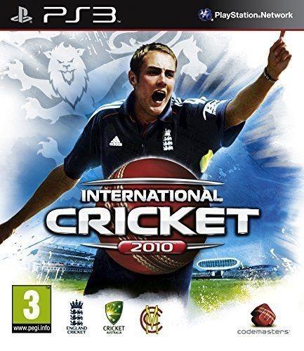 Joc PS3 International Cricket 2010