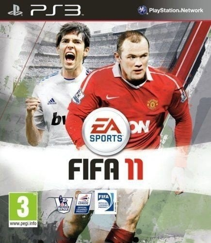 игра PS3 Fifa 11 NTSC UC