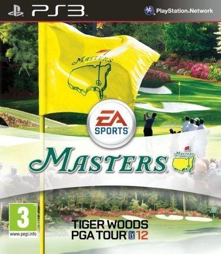 Gra PS3 Tiger Woods PGA Tour 12 - Masters - E
