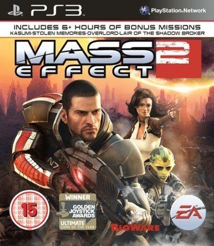 Joc PS3 Mass Effect 2