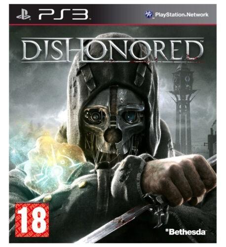 Joc PS3 Dishonored - B
