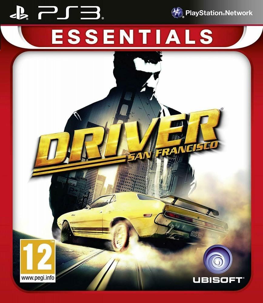 Joc PS3 Driver Essentials