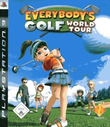 Joc PS3 Everybody's Golf