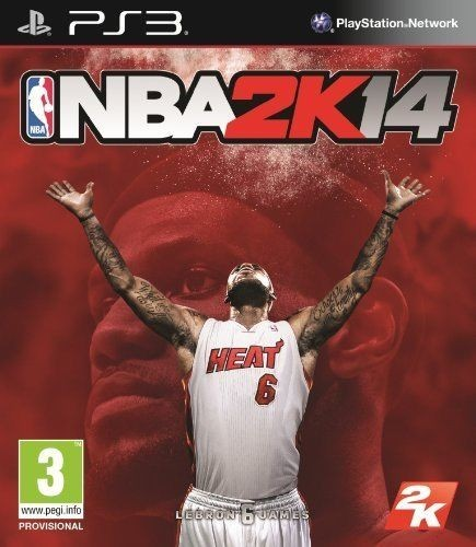 Hra PS3 Nba 2k14