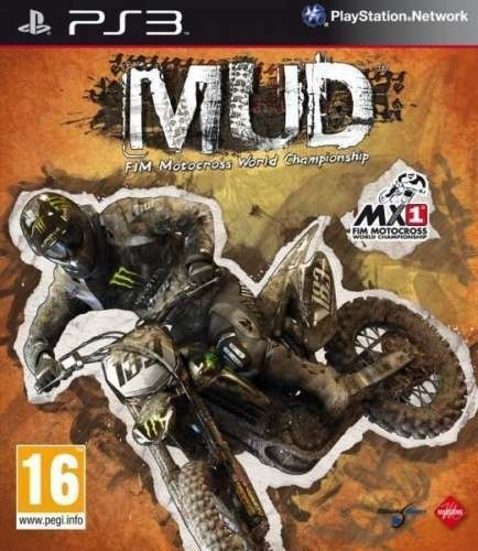 Joc PS3 MUD - FIM Motocross World Championship