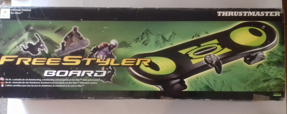 Thrustmaster freestyler board - XBOX Clasic
