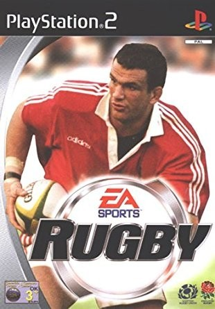 Gra PS2 Rugby EA Sports