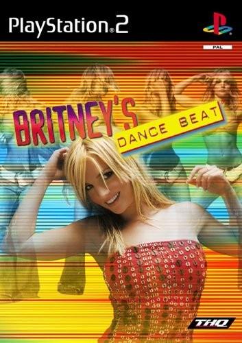 игра PS2 Britney's Dance Beat