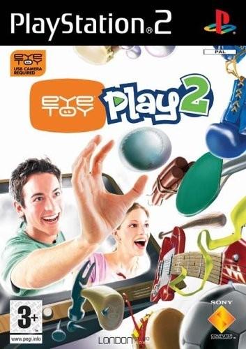 Joc PS2 Eye Toy Play 2