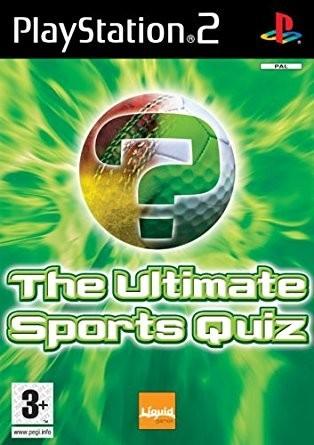 игра PS2 The ultimate sports quiz