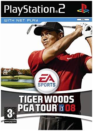 Joc PS2 Tiger Woods PGA Tour 08