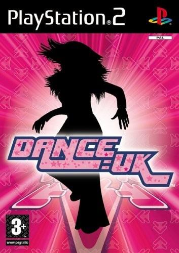 Gra PS2 Dance Uk
