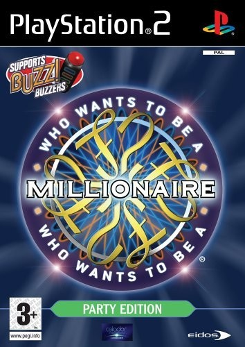 Joc PS2 Who wants to be a millionaire - Party ed
