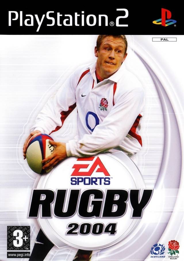 игра PS2 Rugby 2004 EA Sports