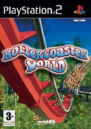 Joc PS2 Rollercoaster world