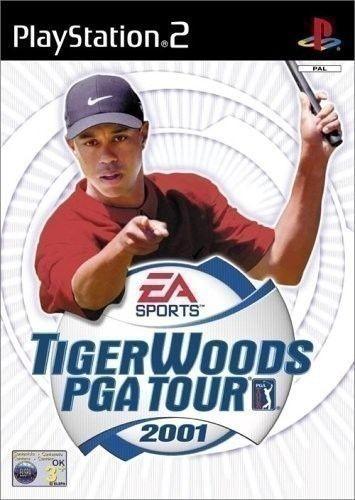 Gra PS2 Tiger Woods PGA Tour 2001