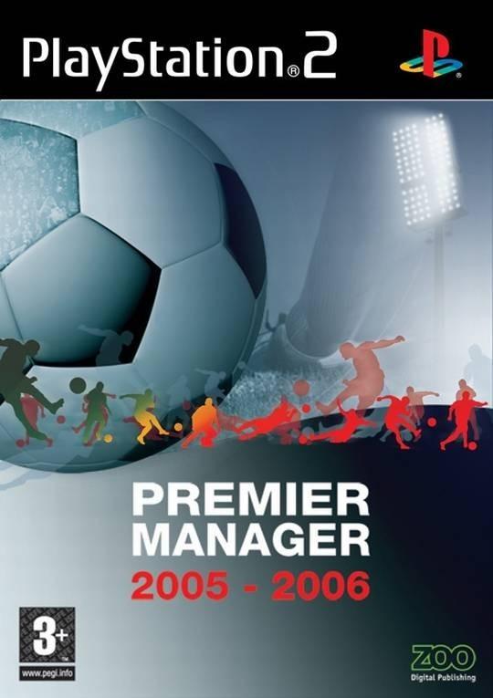 Hra PS2 Premier Manager 2005-2006