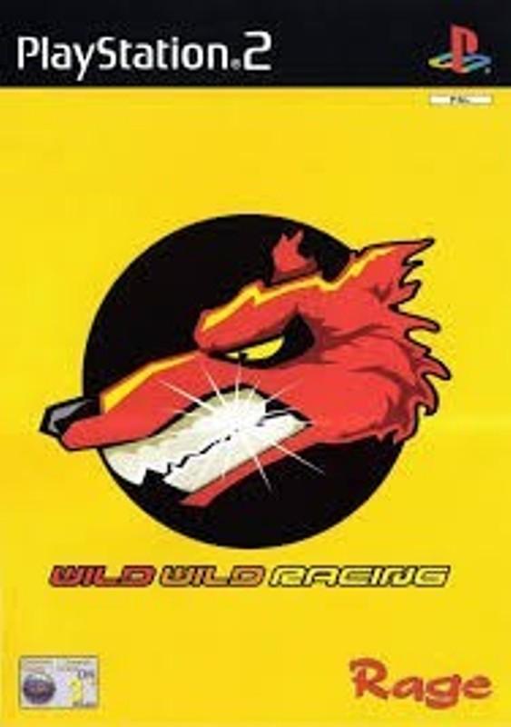 Joc PS2 Wild Wild Racing - B