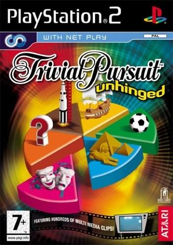 PS2  Játék Trivial Pursuit - Unhinged