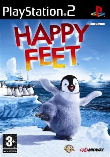 Joc PS2 Happy Feet