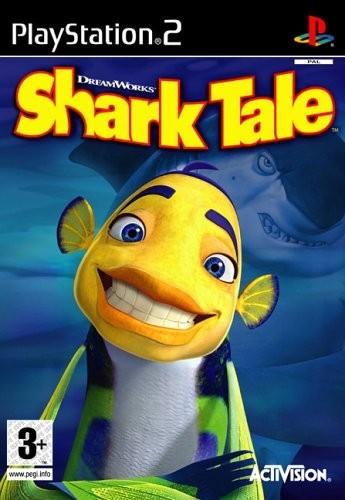 Hra PS2 Shark Tale