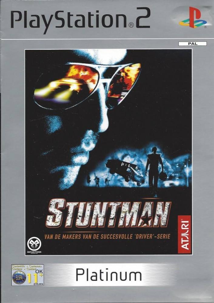 игра PS2 Stuntman Platinum