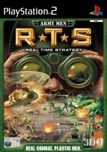 Joc PS2 Army Men RTS - A