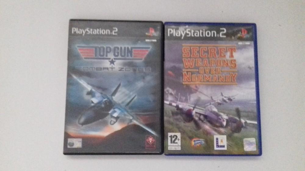 Joc PS2 x 2 - Lot 024