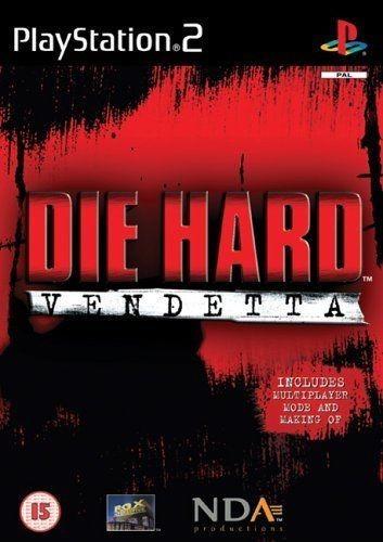 Gra PS2 Die Hard Vendetta