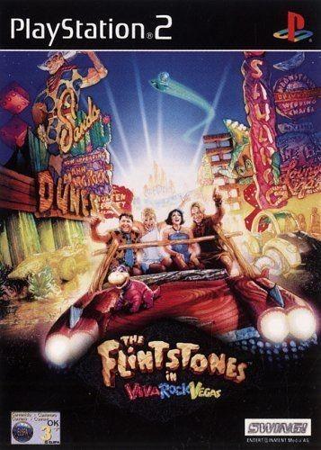 Joc PS2 The Flintstones in VIVA Rock Vegas