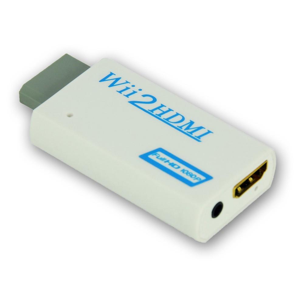 Adaptor - Convertor Wii la HDMI - pt Nintendo Wii -  60023