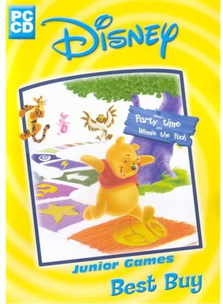 Joc PC Dinsey Party Time with Winnie the Pooh - P